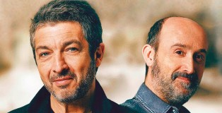 Ricardo Darin and Javier Camara in Truman Movie