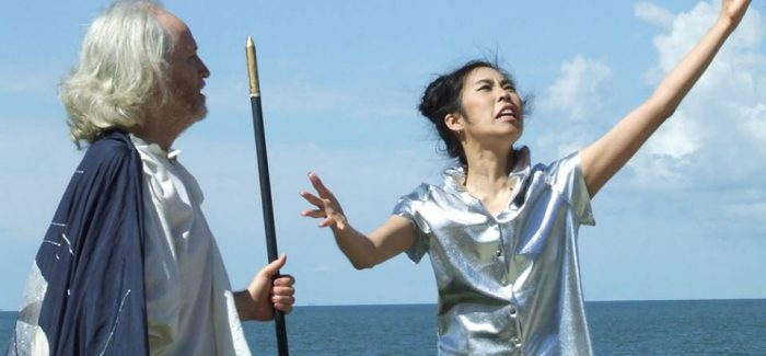 The Tempest Floods New Farm At The Anywhere Theatre Festival