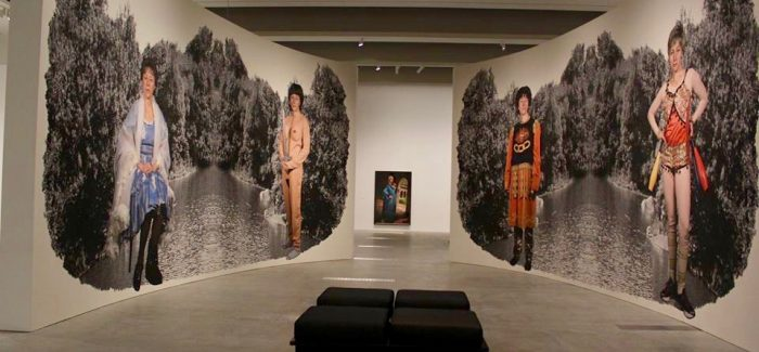 Cindy Sherman's Many Characters