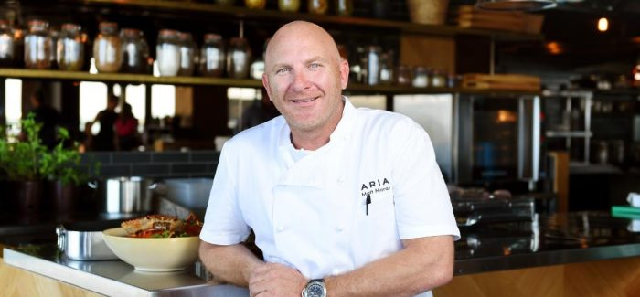 Mince, Marinate and Mingle with Matt Moran