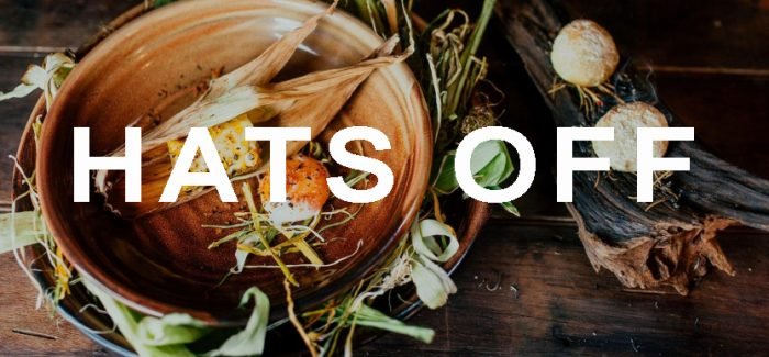 Hats off at the table: Good Food Month
