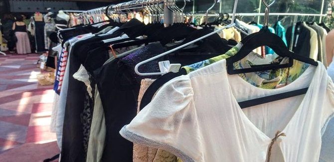 Say hello to the Boudoir Bazaar Fashion Markets