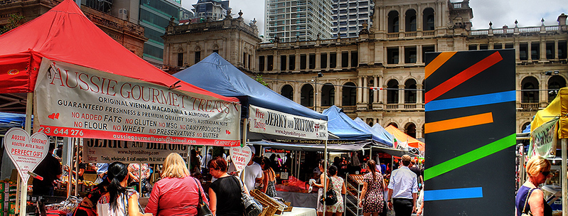 City Banner Jan Power's Markets