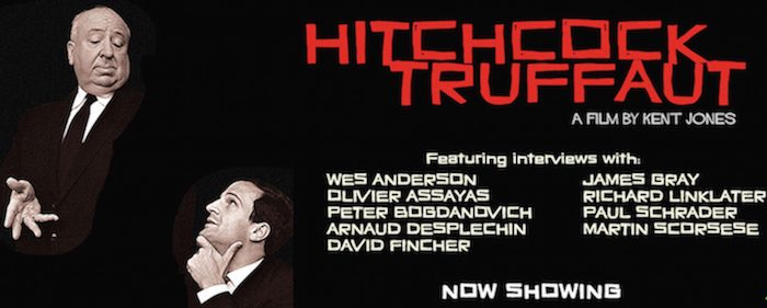 Hitchcock/Truffaut: A Documentary On The Artist Behind The Camera