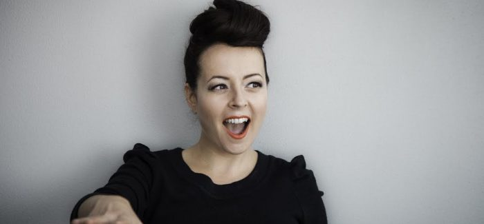 Creative and in control: Francesca de Valence