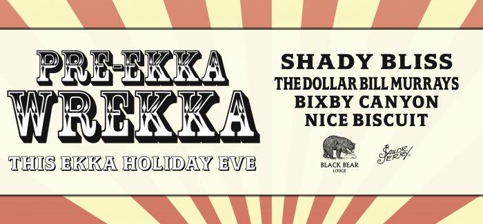 Escape Ekka madness with the Pre-Ekka Wrekka