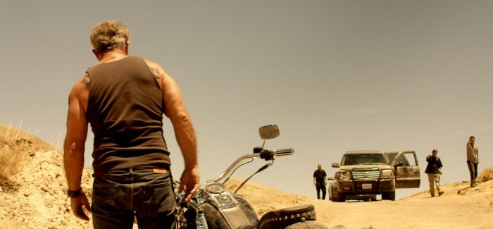 Mel Gibson returns to film with 'Blood Father'