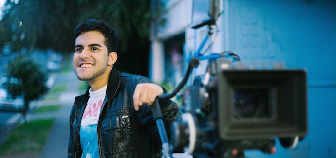 New Kid on the Block: Talking Film with Joshua Ochoa