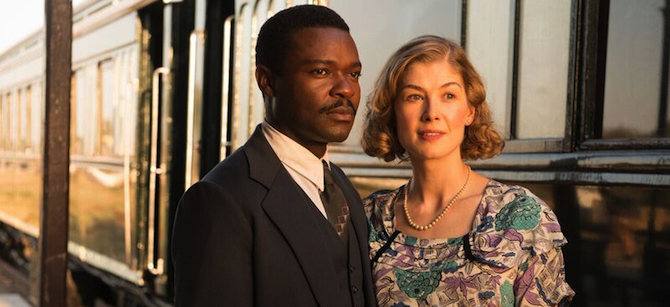 Love Conquers All in Amma Asante's 'A United Kingdom'
