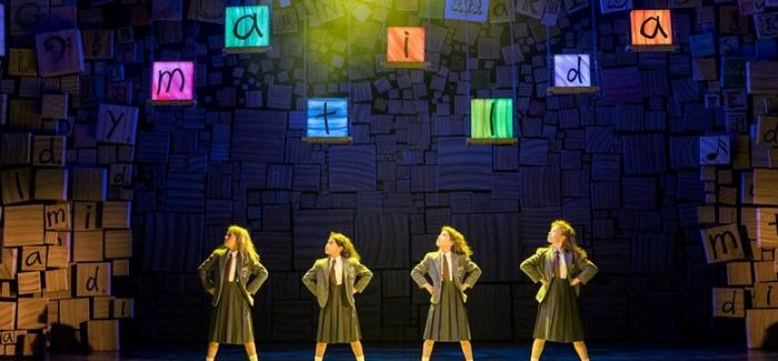 Roald Dahl's Spirit Hits the Stage in Matilda The Musical!