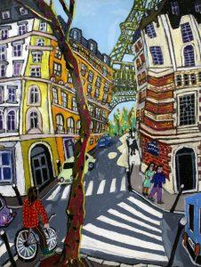Avenue De La Bourdonnais Paris 700
