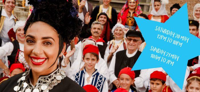 Paniyiri Greek Festival: Did someone say OPA?