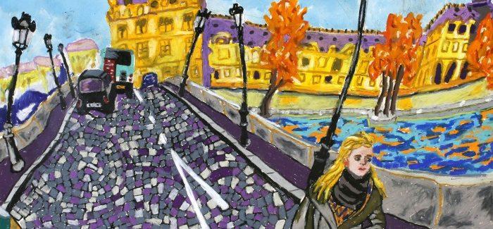 Bernard Ollis' colourful interludes