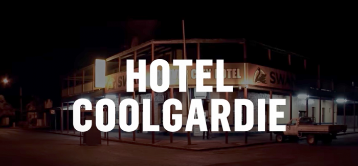 Hotel Coolgardie: An Outback Hell