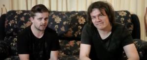 Michael and Chris