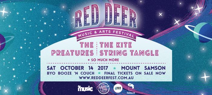 INTERVIEW: Shag Rock Taking On Red Deer Festival
