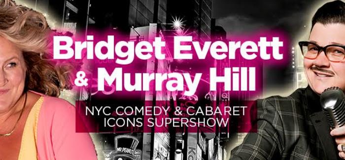 A Raucous Night Out at Murray Hill + Bridget Everett