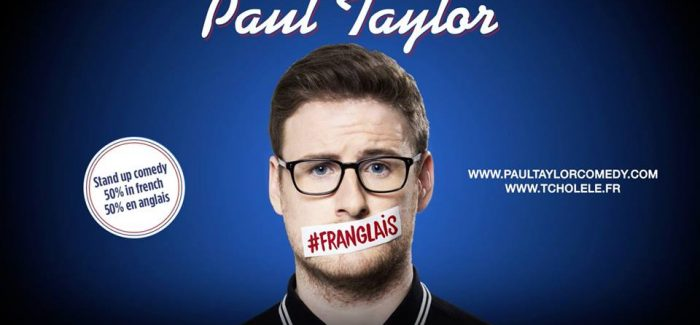 Paul Taylor En Franglais At The Tivoli