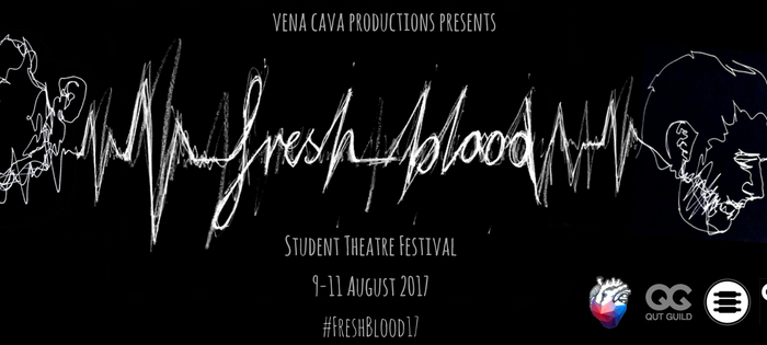 Fresh Blood gets ready to hit the stage