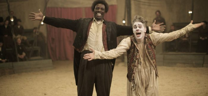 Monsieur Chocolat: The Circus Isn't Just Black And White