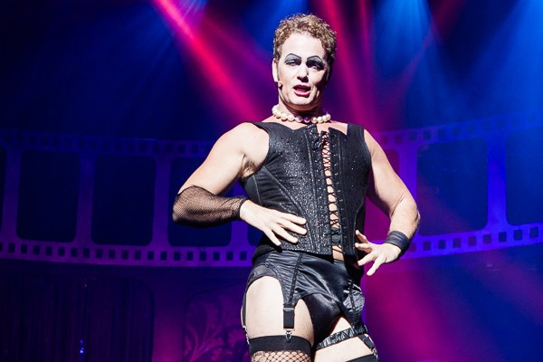 Craig McLachlan returns to Rocky Horror