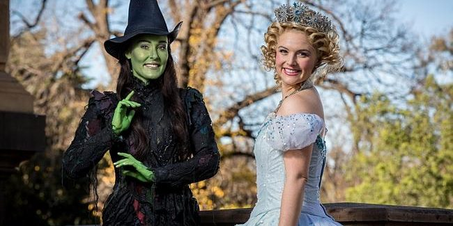 Lucy Durack on the Yellow Brick Road