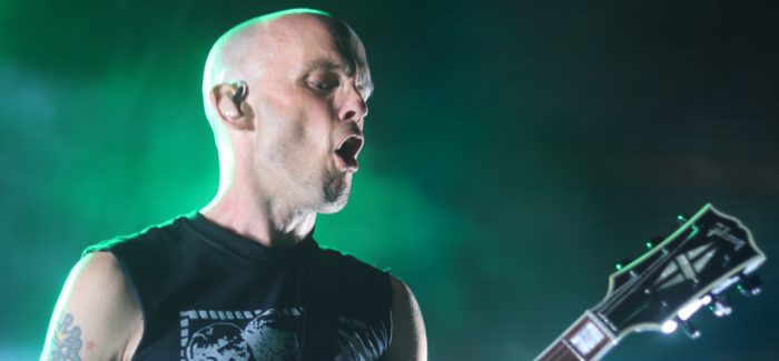 Review: Rise Against at Riverstage