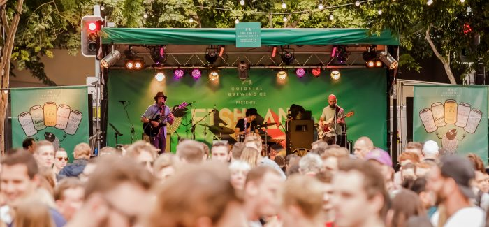 Fish Lane Festival is back for 2018