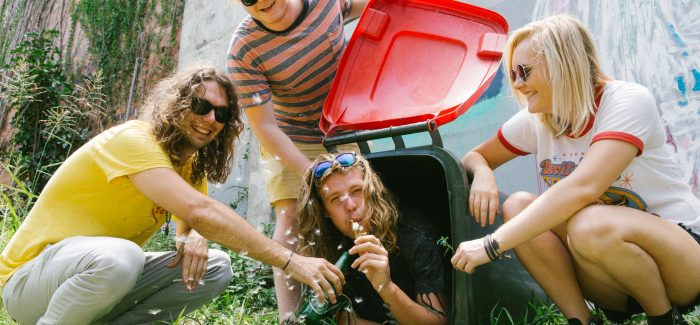 """INTERVIEW: Kacper from Hey Baby! talks about the tour for their new single: """"Kids"""""""