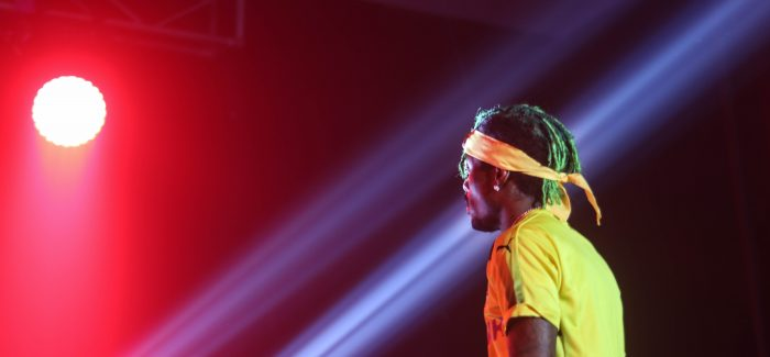 Review: Lil Uzi Vert at Eatons Hill Hotel