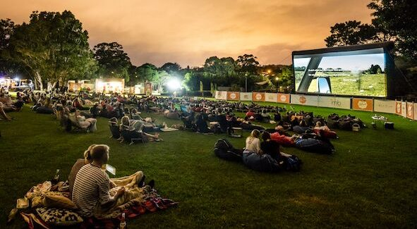 Sunset Cinema Launches in Brisbane