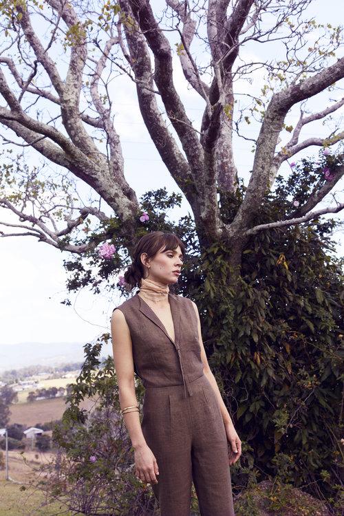 Gloria Dulcie, Driving South jumpsuit, Designer, Australian Fashion