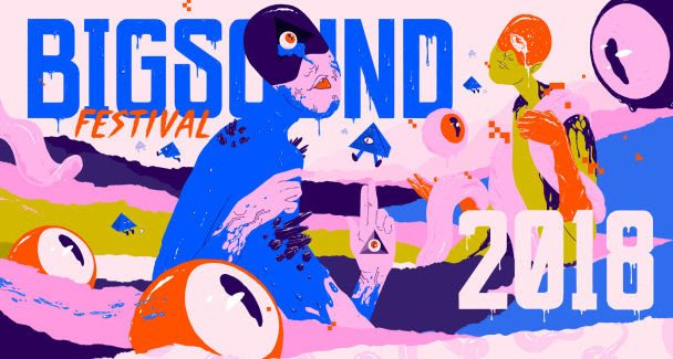 BIGSOUND First Lineup Announcement Arrives