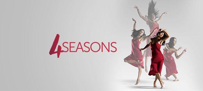 Dancing through the Four Seasons: Elise May, Isabella Hood