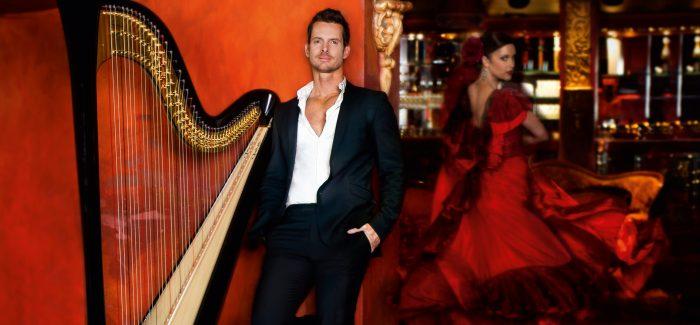 Xavier de Maistre: Sexy Harpist Extraordinaire
