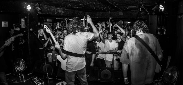 Review: Dear Seattle's Sold Out Show At Crowbar