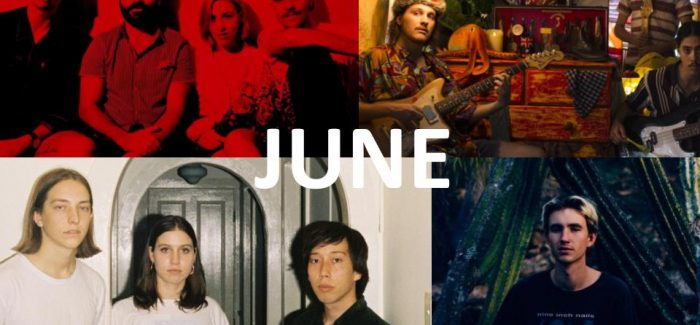 June in Retrospective: Best Aus Releases from Brisbane and Beyond