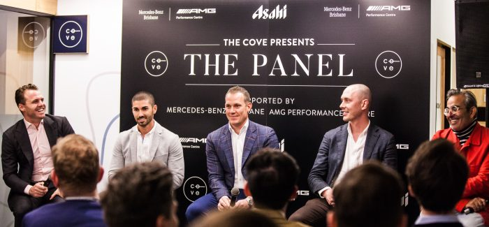 THE PANEL | Brisbane's first exclusive male masterclass series