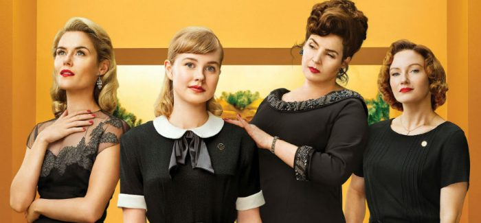 Ladies in Black, an Australia movie reliving the days of 1959 Sydney
