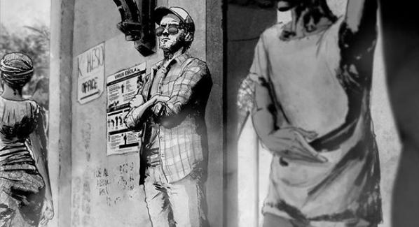 Oz Comic Con – Tristan Jones talks TMNT, Aliens and his own projects