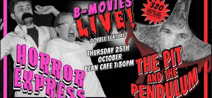 B Movies: Live hits Bean Cafe