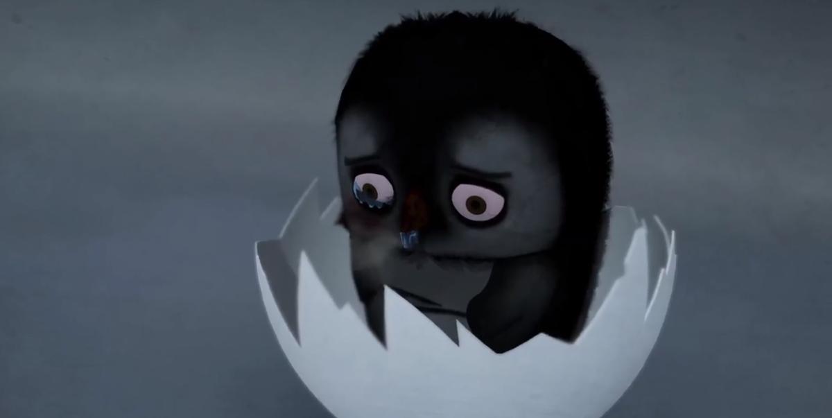 Animated Penguine