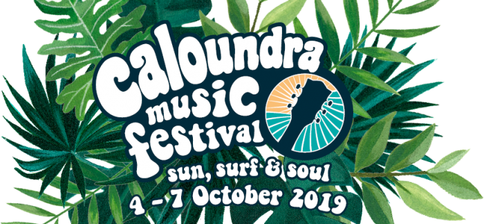 First Lineup Announcement for Caloundra Music Festival