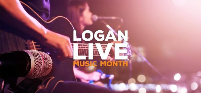 Logan Live Music Month is Back!