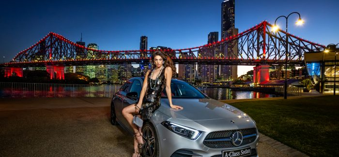 Mercedes-Benz Fashion Festival Brisbane Line-Up 2019