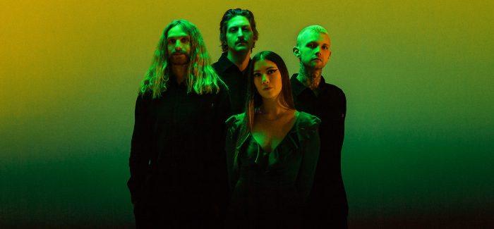 Seaside Talk New Single 'Sycamore'