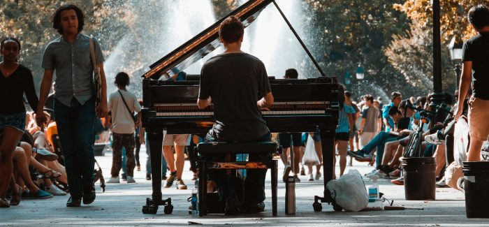 Play Me, I'm Yours: An Exciting New Art Installation
