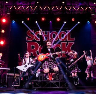 Class is in Session; talking School of Rock with Nadia Komazec