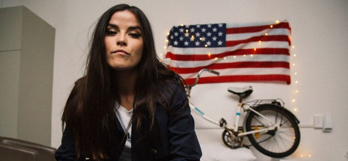Ella Fence Talks New Single 'Don't Feed the Monster'