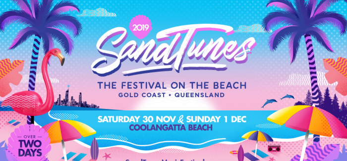 Travis Scott & Logic Announced on the First Ever Sandtunes Lineup